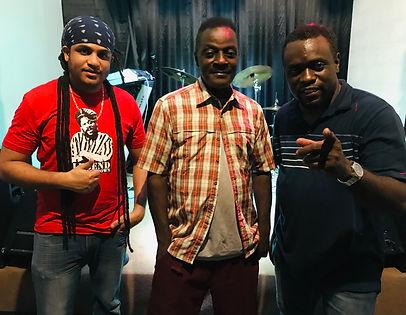 Reggae Instrumental ifrolix band picture