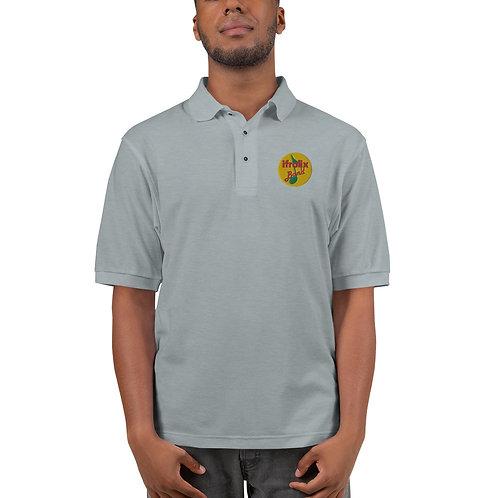 Men's Premium Polo Shirt with ifrolix band logo