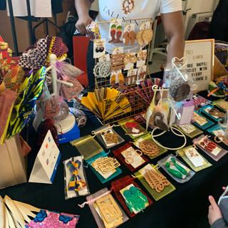 Side Hustle Showcase 2019 - Stall owner
