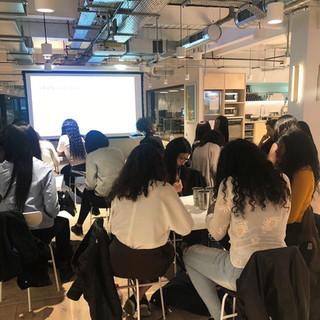 Level Up Workshop at WeWork 2019