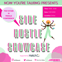 Co-hosted NYT 2020 Side Hustle Showcase