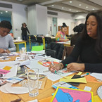 Network Vision Board Party
