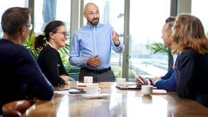 Ledningsgruppen – Få den att funka