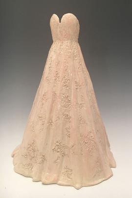 Abby's Wedding Dress w/o topper