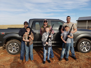 RDW Youth Duck Hunt Event 2018-2019