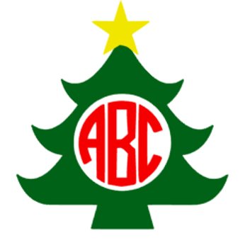 Christmas Tree Monogram Decal