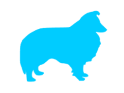 Shetland Sheepdog Decal
