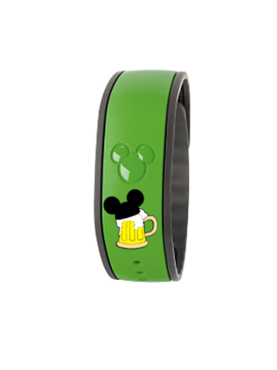 Mickey Beer Mug Magic Band Decal