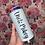 Thumbnail: Sky Blue Glitter Skinny Cooler