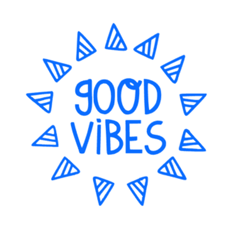 Good Vibes Decal