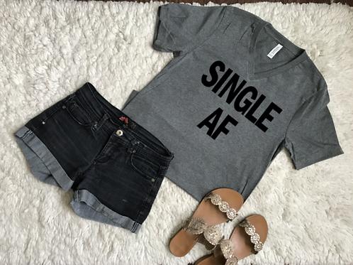 Single AF vneck