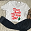 Thumbnail: Dear Santa Vneck Tshirt