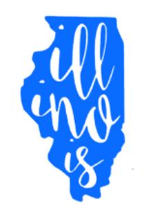 Illinois Decal