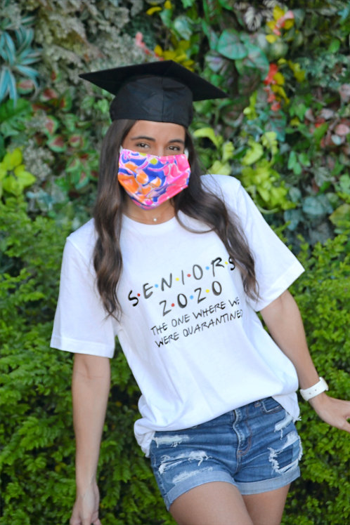 Senior 2020 Quarantine Tshirt