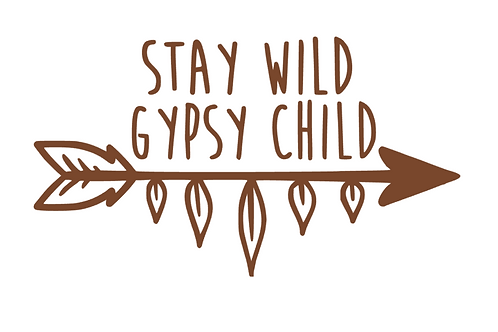 Gypsy Child Decal