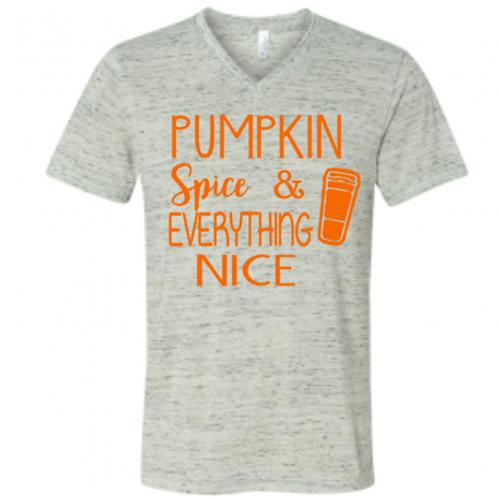 Pumpkin Spice tshirt
