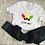Thumbnail: Lit Up Vneck Tshirt