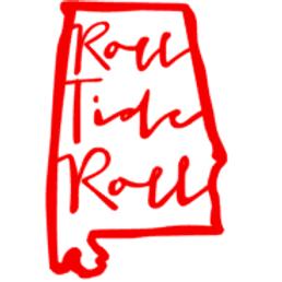 Roll Tide Roll Alabama Decal