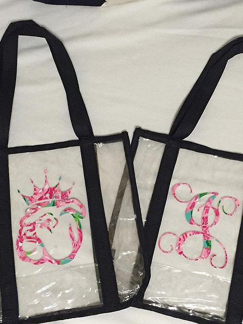 Custom Clear Bag