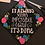 Thumbnail: It Always Seems Impossible Grad Cap