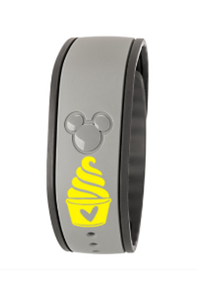 Dole Whip Magic Band Decal