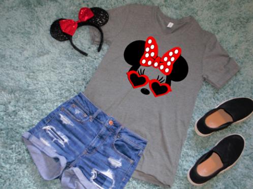 Minnie tshirt