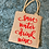 Thumbnail: Save Water, Drink Wine wine tote bag