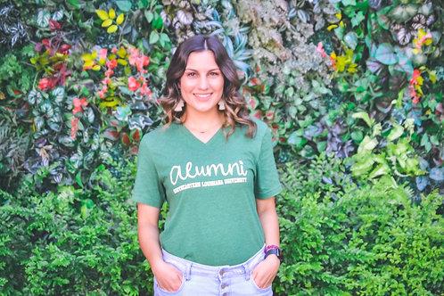 Alumni college tshirt