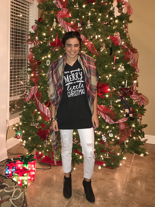 Have yourself a merry little Christmas tshirt