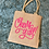 Thumbnail: Cheers Yall wine tote bag