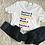 Thumbnail: Mardi Gras Parade List Tshirt