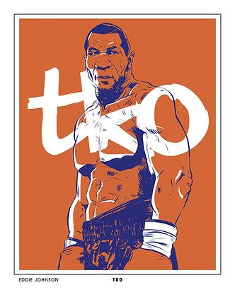 TKO (11x14) print