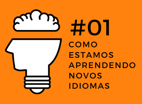 Open Mind Podcast #01 - Como estamos aprendendo novos idiomas