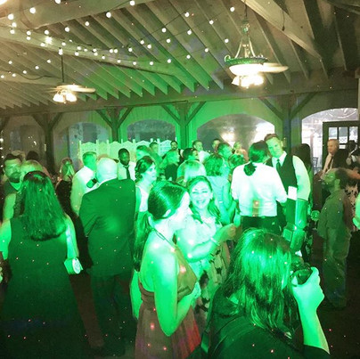 Green light means go on the dance floor!