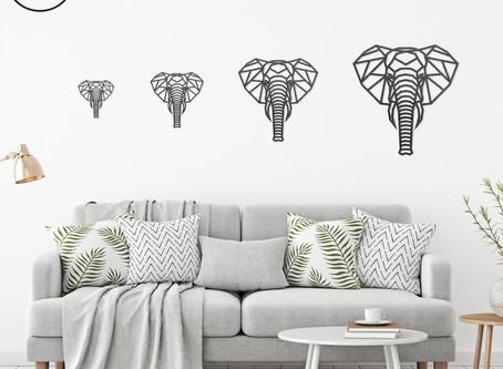 Help! What size wall art should I choose?