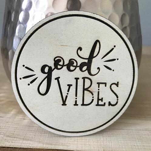 Good Vibes - Mini Disc