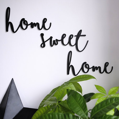 Home Sweet Home - Wall Sign