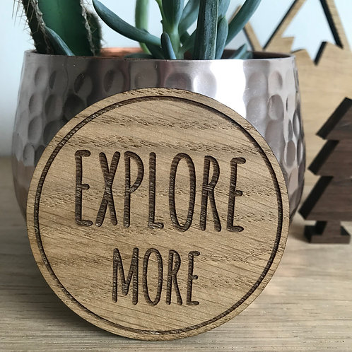 Explore More - Mini Disc