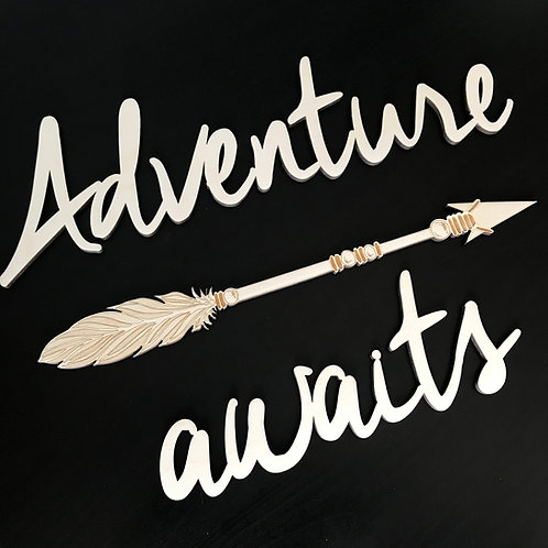 Adventure Awaits with Arrow