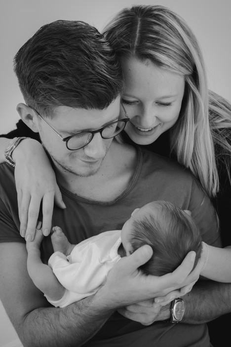 Newborn - Nadine Wolf Fotografie