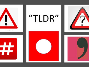 """Don't TLDR: """"Too Long Didn't Read"""""""