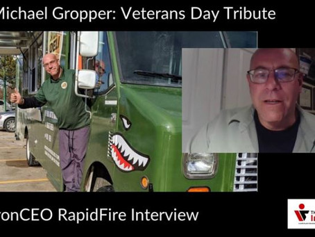 IronCEO RapidFire: Veterans Day Tribute