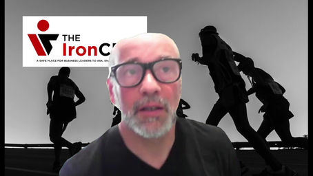 The IronCEO Video Blog: FAILURE IS AN OPTION.