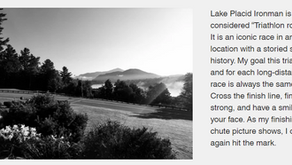 MindsetCEO Blog: Lake Placid Ironman. 938 Minutes in the Moment. The Best Path to Success.