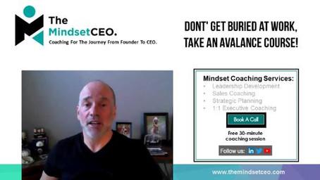 MindsetCEO Blog: Dont Get Buried Alive!
