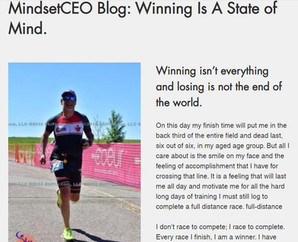 MindsetCEO Blog: Winning Is A State of  Mind.