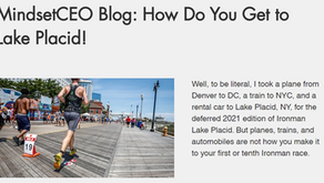 MindsetCEO Blog: How Do You Get to Lake Placid!
