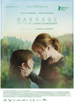 """Barrage""I 29th of Junehasit'spremiere in Paris."