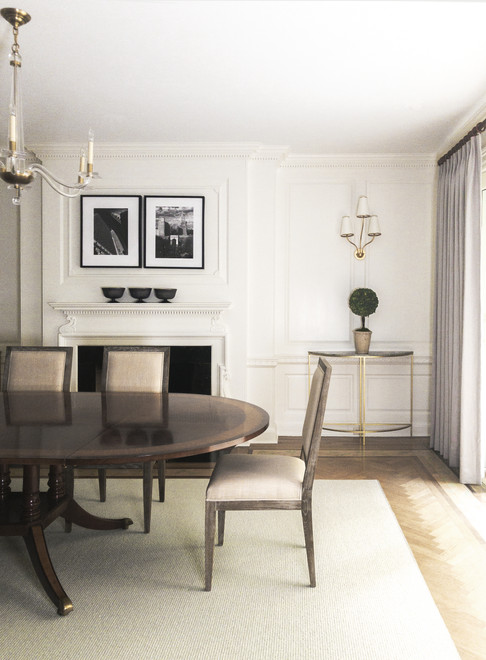 the cappiello_east67st.dining room firep