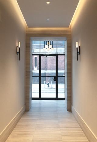 the cappiello_122 east 25th St_hallway e